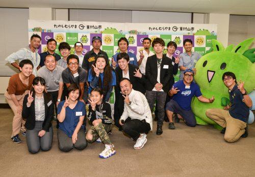 6月22日(金)東村山市民対象のラップワークショップ開催