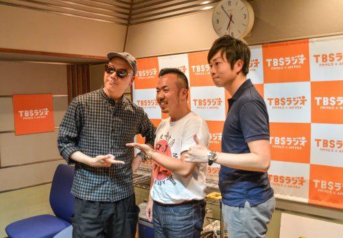 【メディア情報】TBSラジオ「アフター6ジャンクション」出演